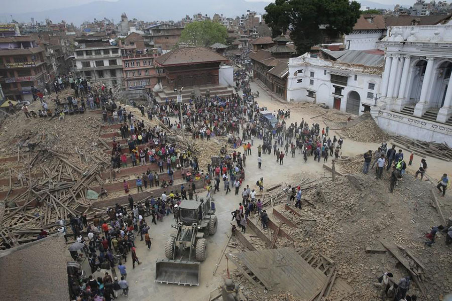 International Medical Corps Responds to Nepal Earthquake ...