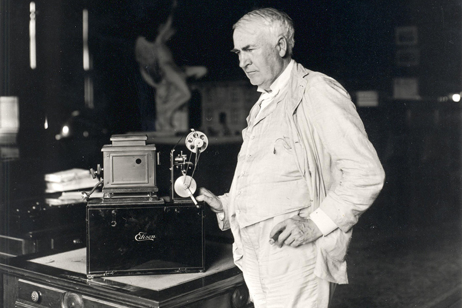 Want To Save The World? Start Thinking Like Thomas Edison