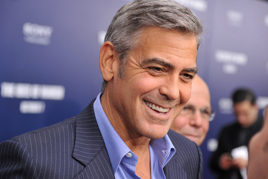 George  Clooney, Actor, activist