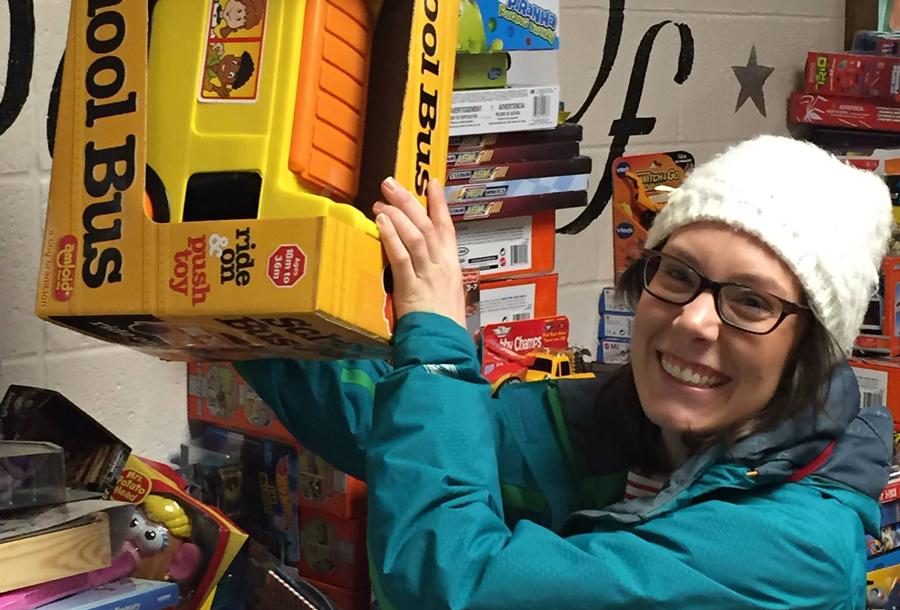 Katherine Gerber, Director, Youth Service America