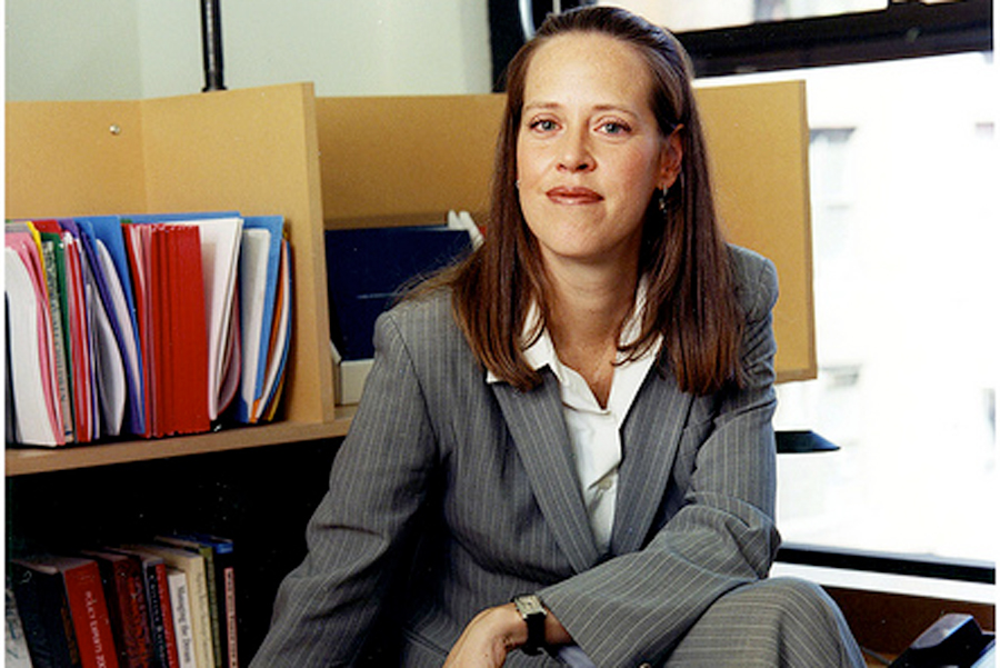 Wendy Kopp, CEO, Teach For All