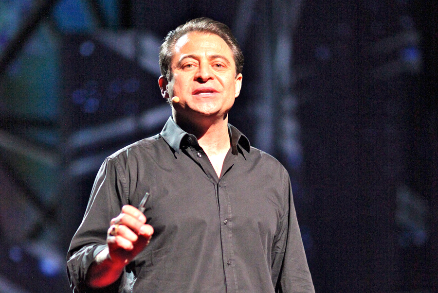 Peter Diamandis, CEO, XPrize Foundation
