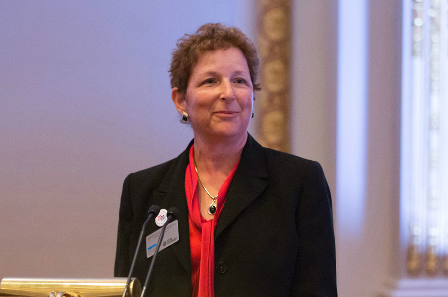 Stephanie Sonnabend, Chair, Women on Boards