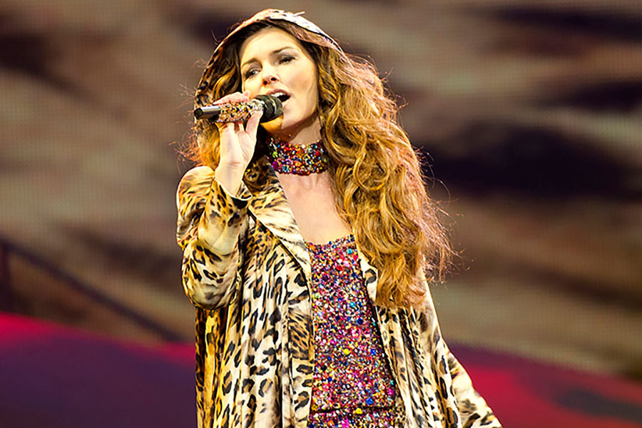 Shania Twain Admits to Faking It. You Should Too.