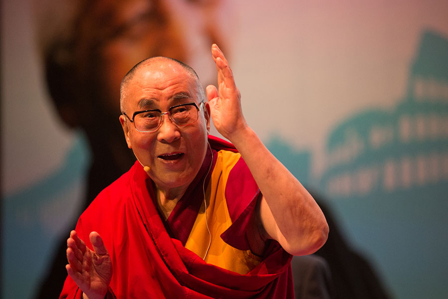 The Dalai Lama: The Spiritual CEO Of Happiness Says He Might be Back As A Woman