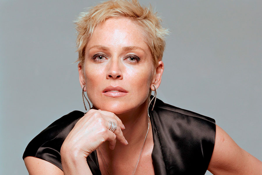 Sharon Stone S Basic Instinct Is To Build Schools
