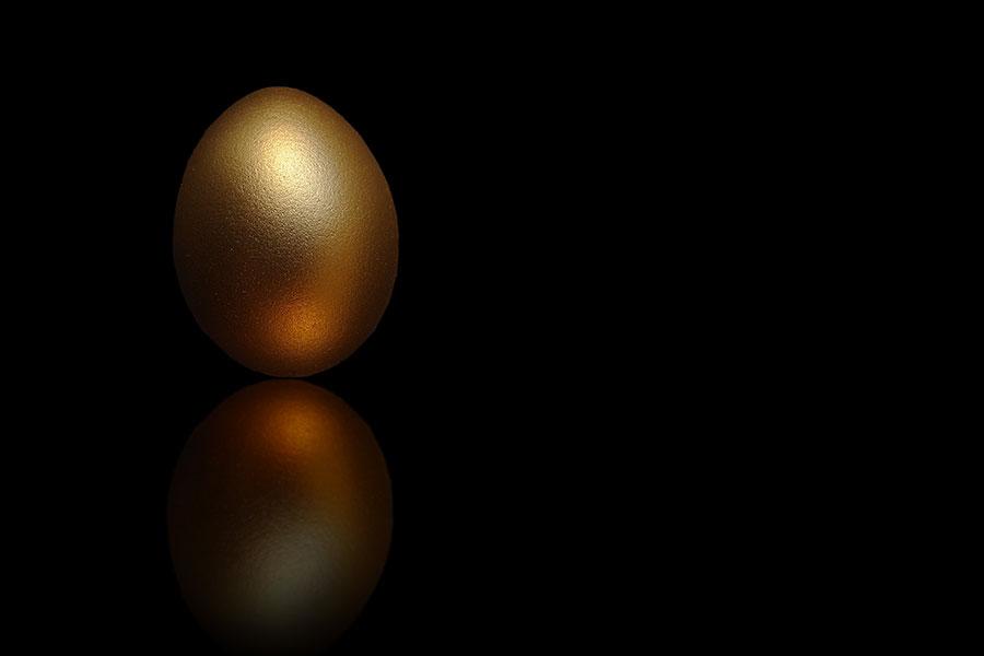 Be More Like an Egg and Less Like a Sperm