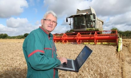 Modern Farming: Technology Helps Keep Food on the Table