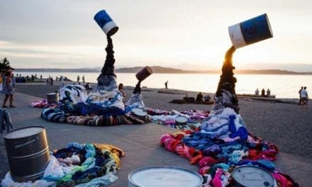 Landfills Shouldn't Be Laundry Piles