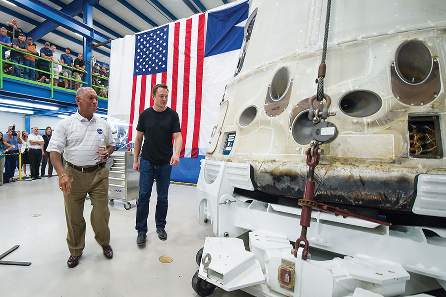 Elon Musk Just Made Your Car (and NASA) Obsolete