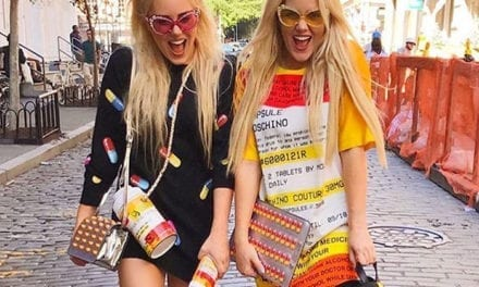 Drug-inspired Fashion: It's to die for