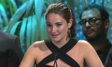 Actress Shailene Woodley: I Didn't Plan on Being Arrested