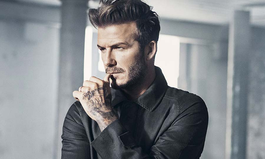 f31d96264c David Beckham  Work Hard and Have a Passion for What you do - Real ...