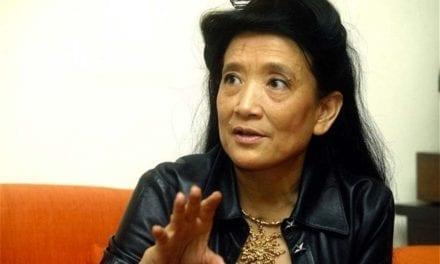 Jung Chang: Chinese-born British Writer