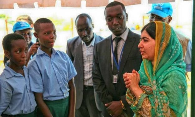 Malala Becomes Youngest UN Messenger of Peace