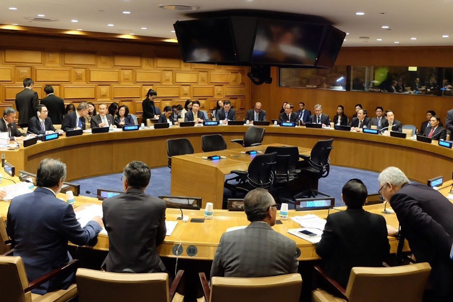 Case Study: Thailand Promotes Partnerships for a Sustainable World