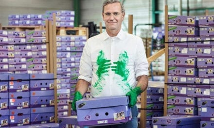 'Radical Greengrocer' Tops Sustainability List