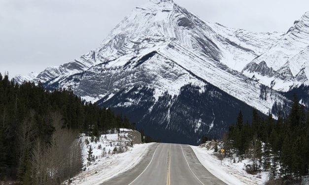 Leadership is Like Climbing a Mountain