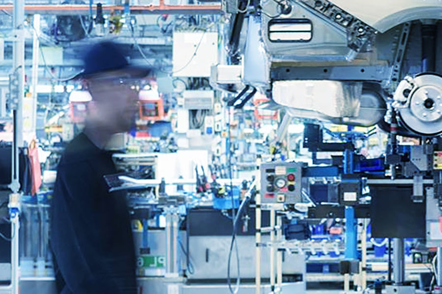 Robots at the Gate: The Future of Work