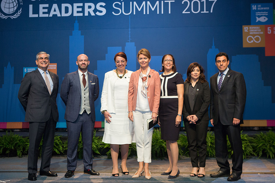 SDG Pioneers Give a Glimpse of The Future of Business
