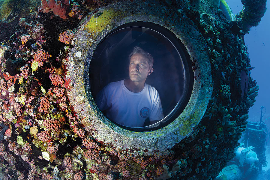 Fabien Cousteau: Leading Like Our Lives Depend on it