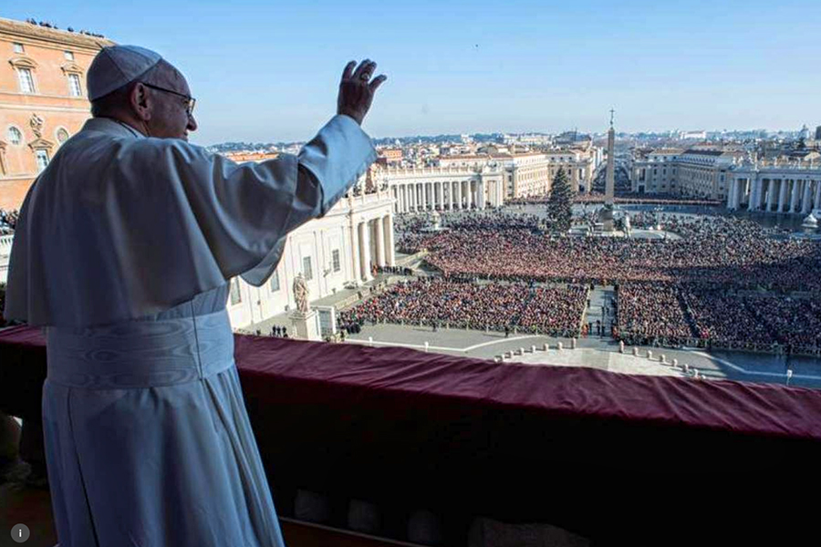 Pope Francis Ditches Charity in Favor of Impact Investing