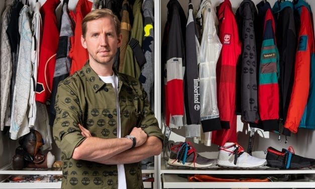 Timberland's New Creative Director Underscores Remade, Reduced, Recycled