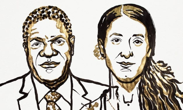 The Nobel Peace Prize 2018. A Nod to #MeToo?