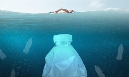 SodaStream Builds Massive Device to Collect Ocean Plastic
