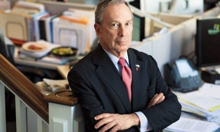 "Michael Bloomberg: Straight Talk From a ""C"" Student Turned Billionaire"
