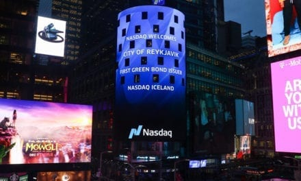 Nasdaq Iceland Welcomes First Green Bond Issuer