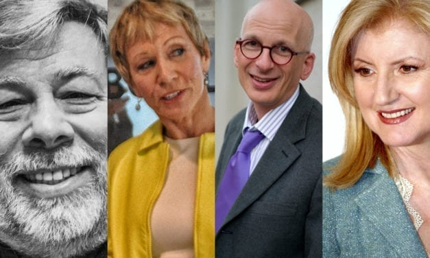 The World's Top 50 Keynote Speakers Who Inspire us to Become Better Leaders