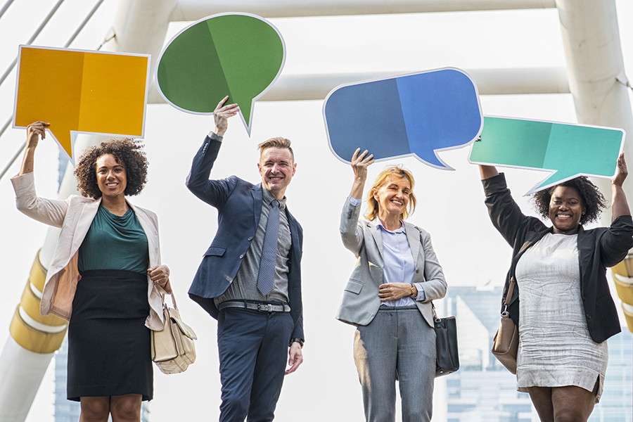 Talking to a Crowd? Get Personal