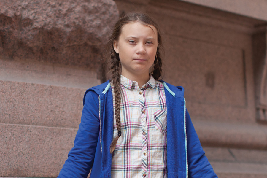 "Greta Thunberg: ""I Don't Want Your Hope"""