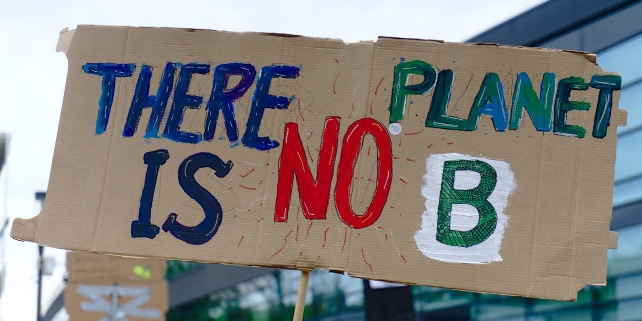 The Global Climate Strike Demanding Action