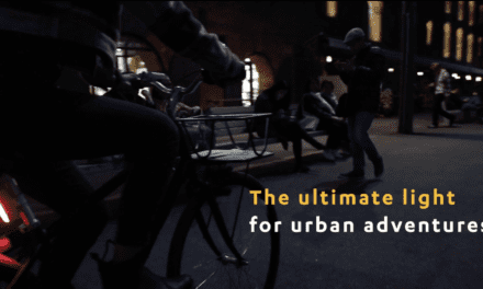 MPOWERD Launches New Solar Bike Light
