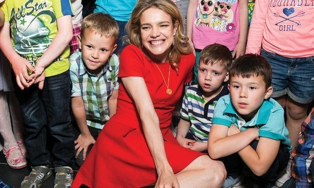 186 Children Were Murdered — So I Stepped Off the Catwalk And Became a Super Role Model