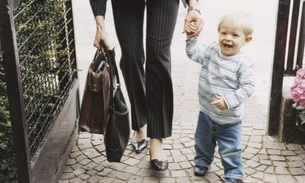 You Don't Have to Choose Between Motherhood and Leadership