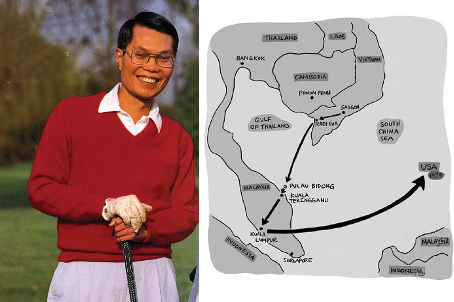 6 Lessons From a Vietnamese Refugee Turned American C-Suite Executive