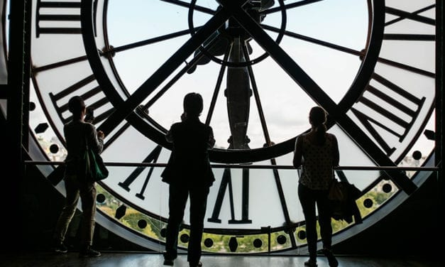 Has This Pandemic Changed How You View Time?
