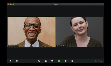 Three Techniques to Up Your Energy for Better Video Calls