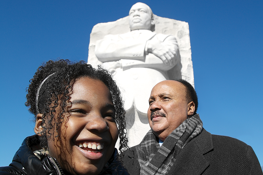 Legacy Leadership Lessons From Martin Luther King's Son and Grandchild