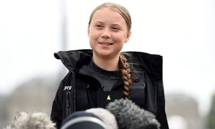 Leaders of Hope: Greta Thunberg