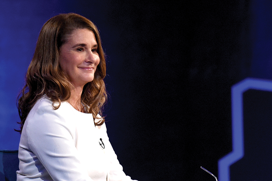 Leaders of Hope: Melinda Gates