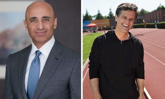 Leaders of Hope: Tim Shriver & Yousef Al Otaiba