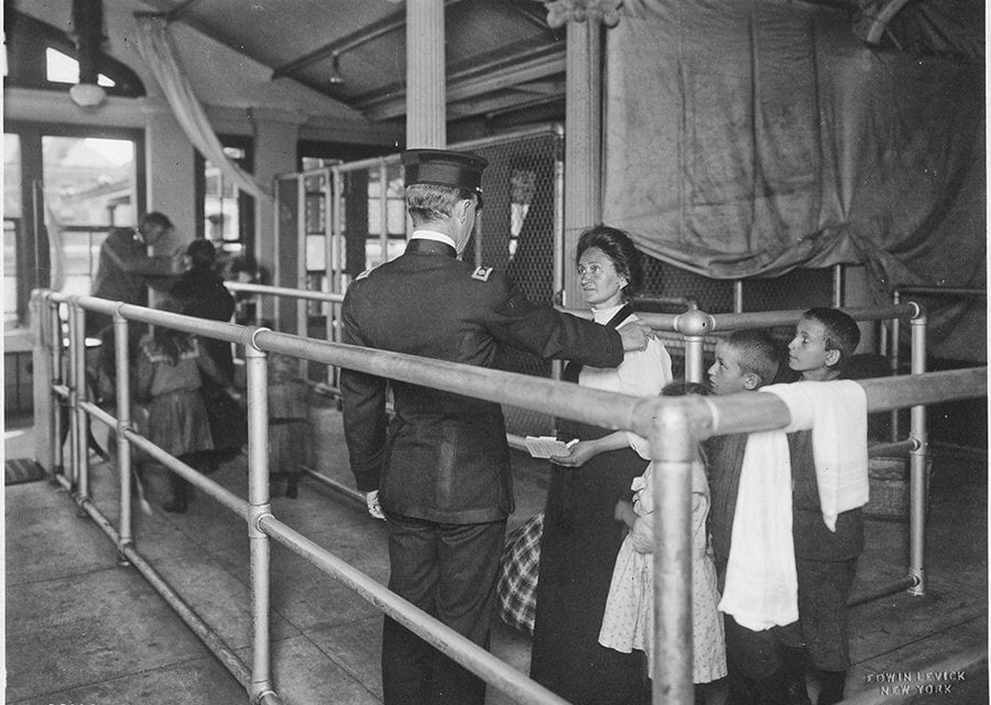 Are Your Great-Grandparents in These Immigration Photographs?