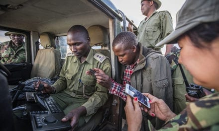 Technology that Stops Poachers in their Tracks