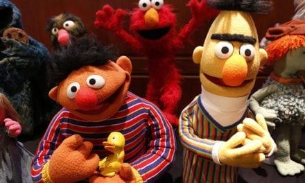 'Sesame Street' Unveils Rohingya Muppets to Help Refugee Children