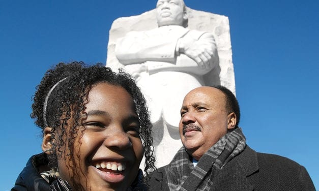 "Martin Luther King III: ""Leadership Starts With You"""