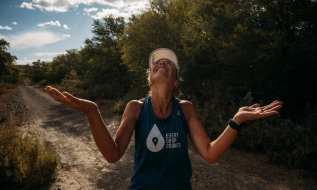 The Ultra Runner Bringing Attention to the Global Water Crisis